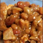 Crockpot Calico Beans A Pinch of Joy