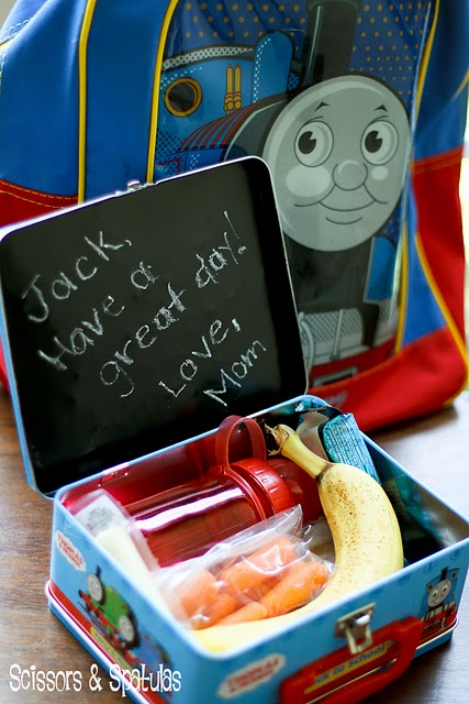 Lunch Box Chalkboard