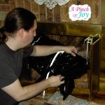 Draft stopper Fireplace balloon