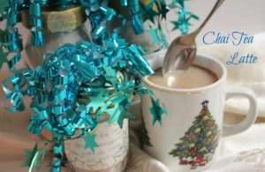 Chai Tea Latte -- A Pinch of Joy