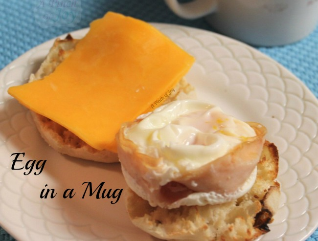 Ode to Joy – and egg in a mug