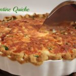 Florentine Quiche - A Pinch of Joy
