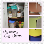 Lazy Susan Organization