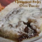 A Pinch of Joy Cinnamon Swirl Oven Pancakes