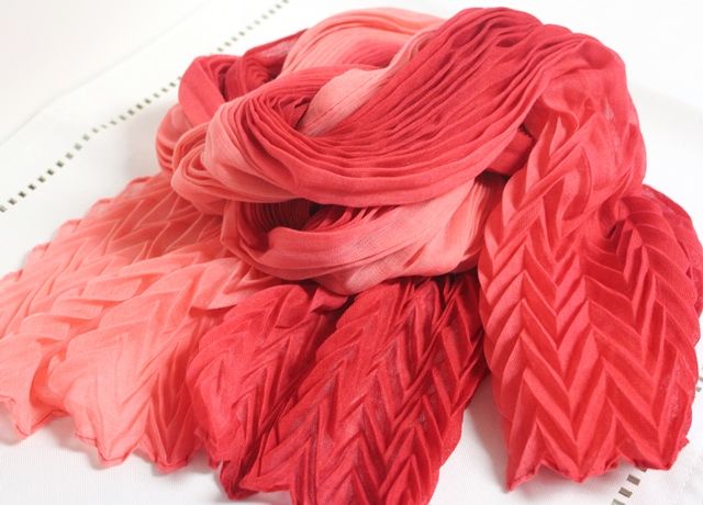 Anniversary scarf