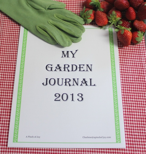 Why and How to Keep a Garden Journal