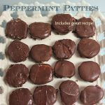 How Not to Make Peppermint Patties - A Pinch of Joy.  Includes a great recipe and tips on things to avoid doing!