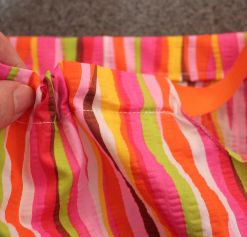 Scrunch ribbon