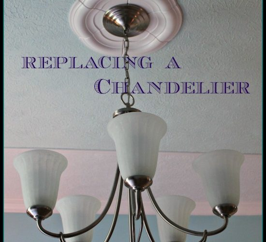 Five Things to know about replacing a chandelier