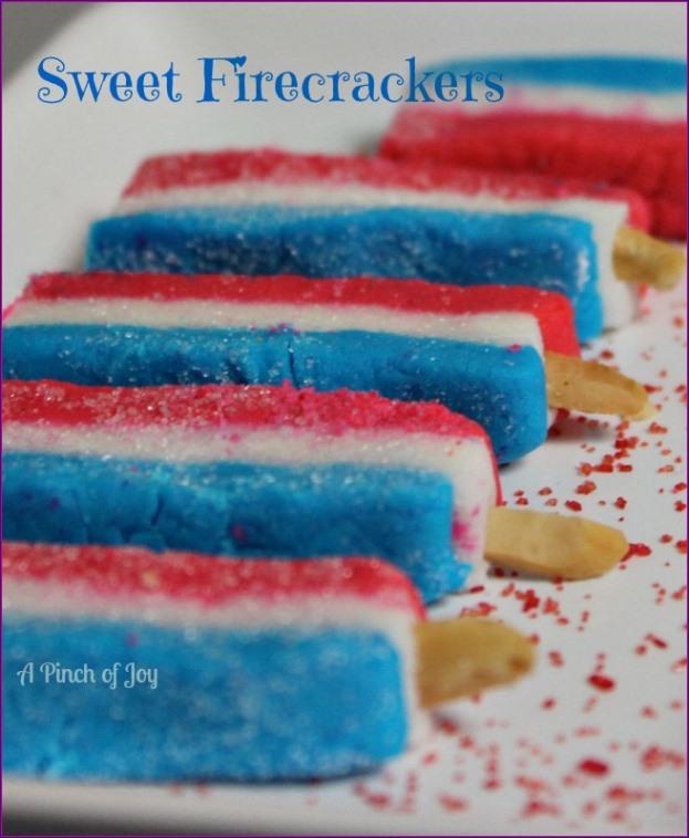 Sweet Firecrackers