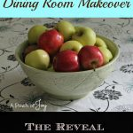 Dining Room Makeover The Reveal