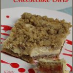 Cheesecake Bars A Pinch of Joy