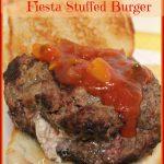 Stuffed Burger A Pinch of Joy