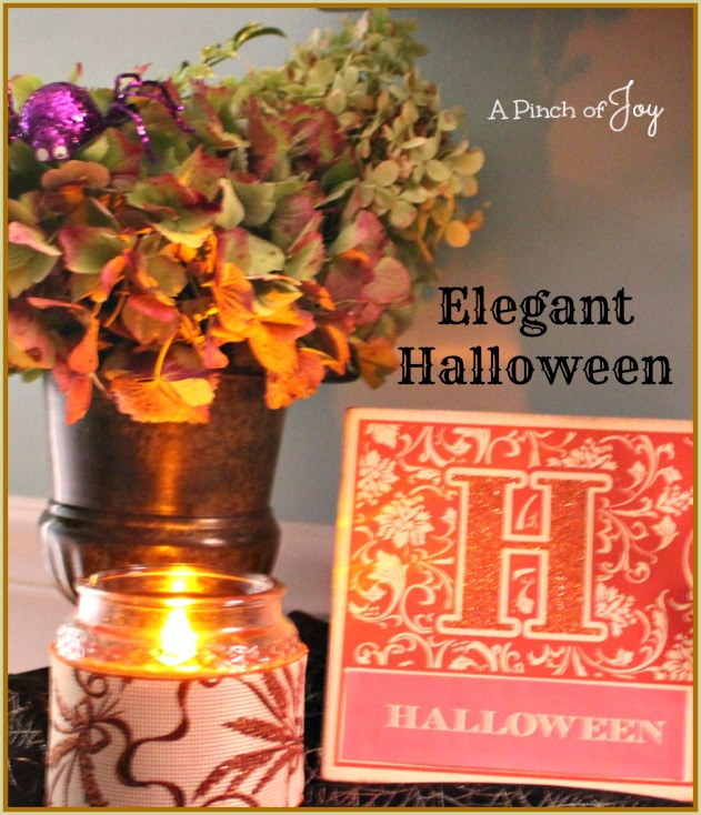 Elegant Halloween A Pinch of Joy