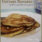 Cottage Pancake A Pinch of Joy
