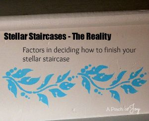 Stellar Staircases – The Reality