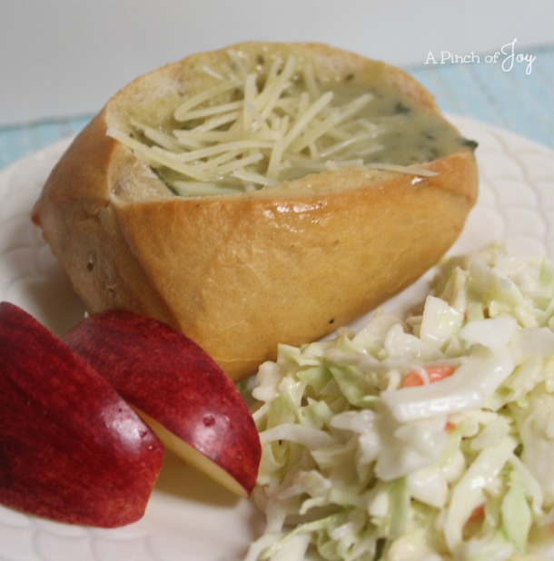 Small Bread Bowl