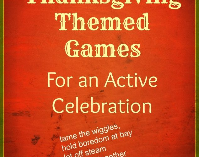 Thanksgiving Themed Games