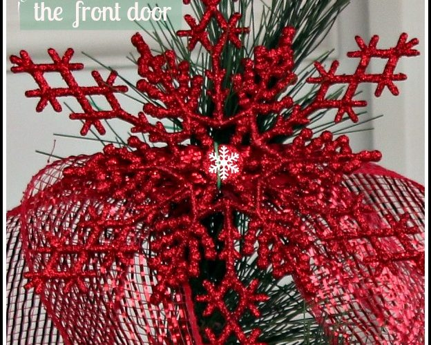 Christmas at the Front Door