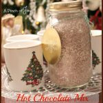 Hot Chocolate Mix -- A Pinch of Joy