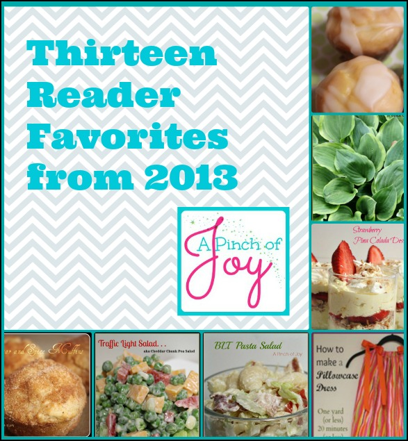 2013 Reader Favorties