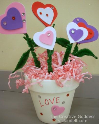 Valentine Blooms