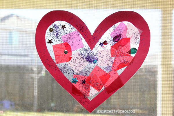 9 valentine crafts for kids for Toddler valentine craft ideas