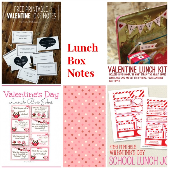 Lunch Box Notes -- A Pinch of Joy Roundup