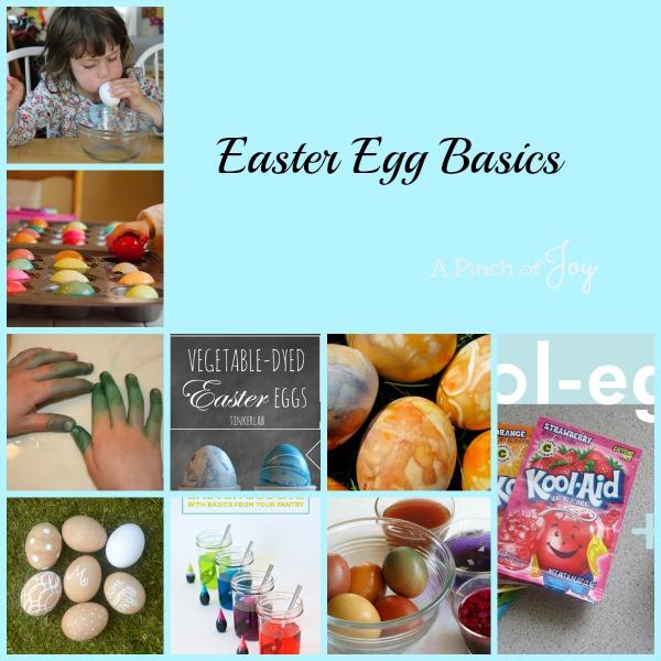 Easter Egg Basics