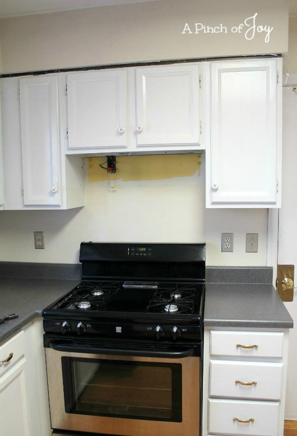 Kitchen Remodel -- A Pinch of Joy