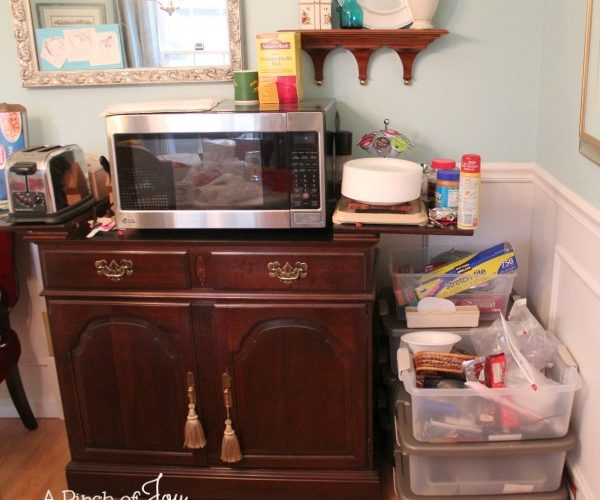 Transition Kitchen