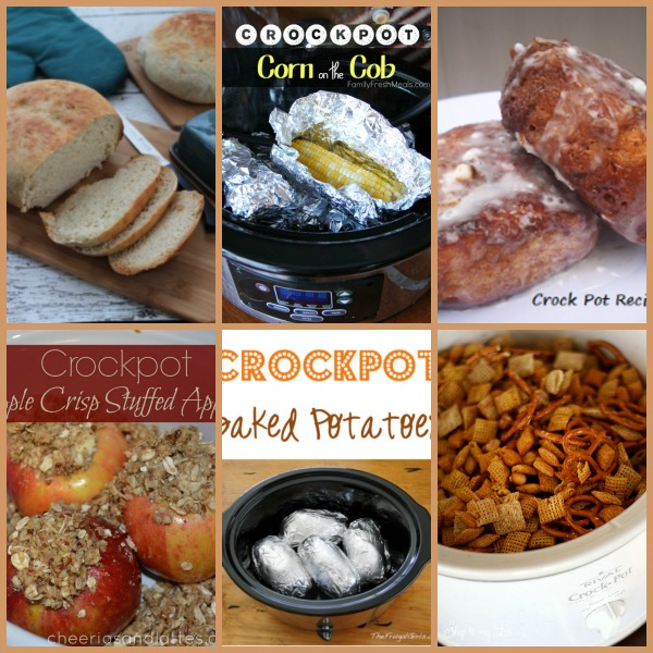 Six unique things to make in your crockpot-- A Pinch of Joy