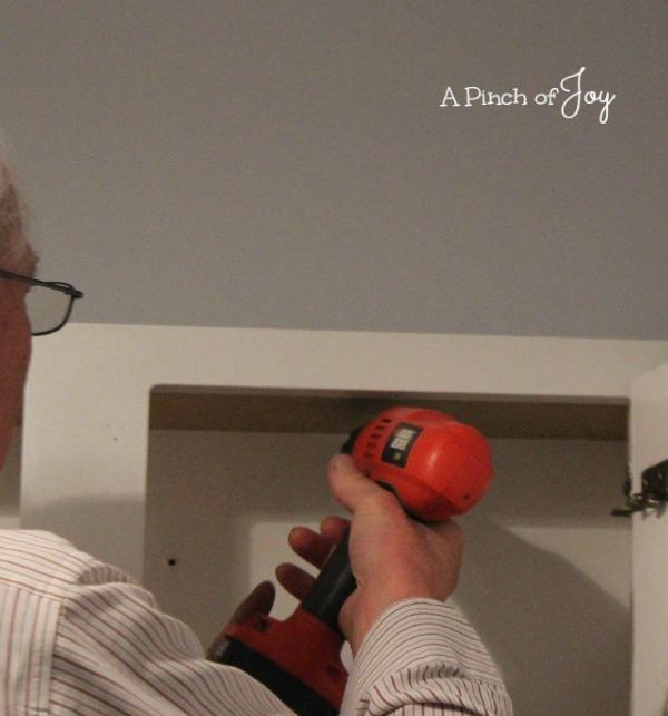 Fasten cabinet- A Pinch of Joy