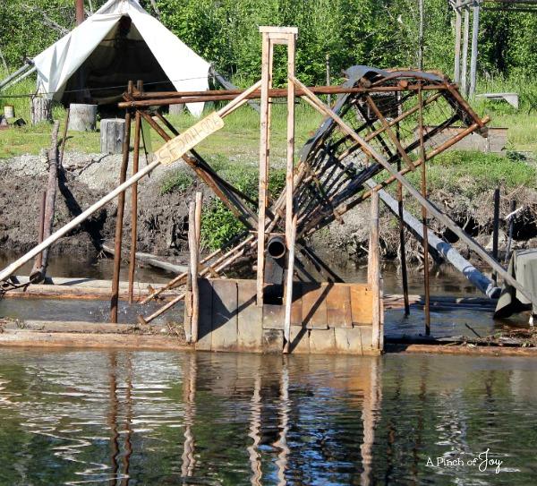 Salmon Fishing in Alaska -- A Pinch of Joy