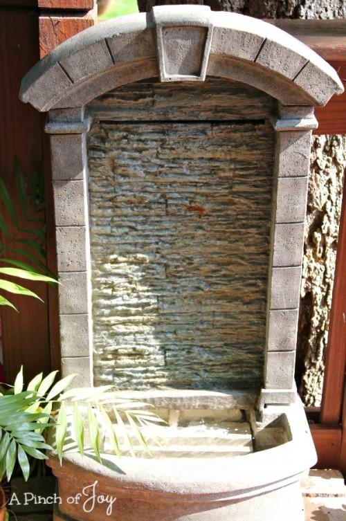 Fountain -- A Pinch of Joy