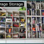Garage Storage -- A Pinch of Joy