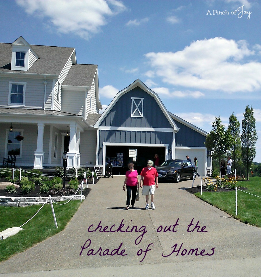 Parade of Homes - A Pinch of Joy
