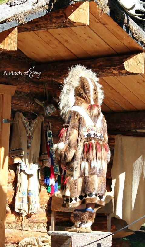 Native Alaskan Coat -- A Pinch of Joy