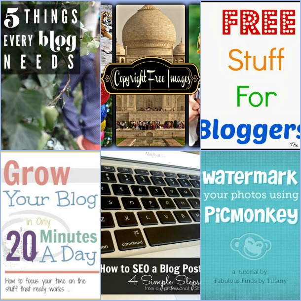 Six Blogger Helps A Pinch of Joy Roundup