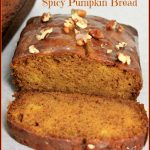 Spicy Pumpkin Bread -- A Pinch of Joy