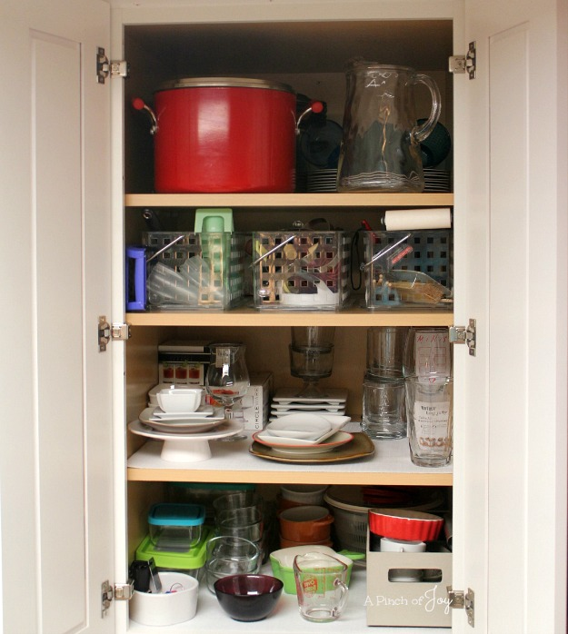 Improved Kitchen Storage -- A Pinch of Joy