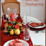 Celebrate Simply . . Thanksgiving -- A Pinch of Joy