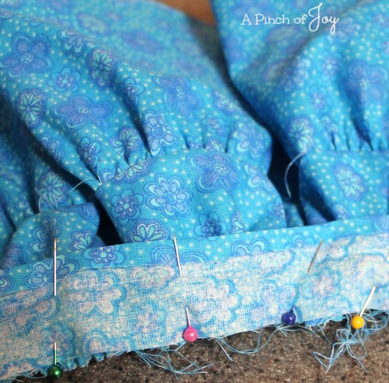 Fiesta Skirt 12 -- A Pinch of Joy