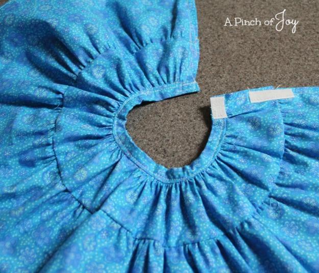 Fiesta Skirt 13 -- A Pinch of Joy