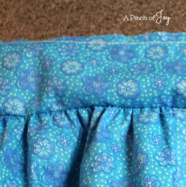 Fiesta Skirt 9 - A Pinch of Joy