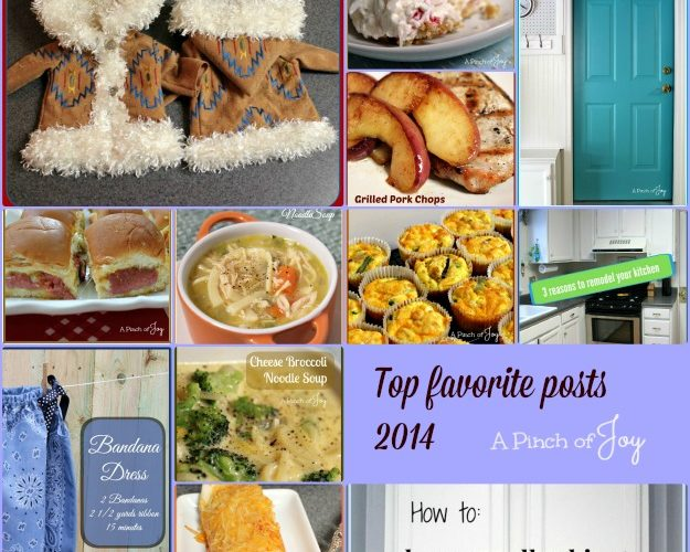 Top Favorite Posts of 2014