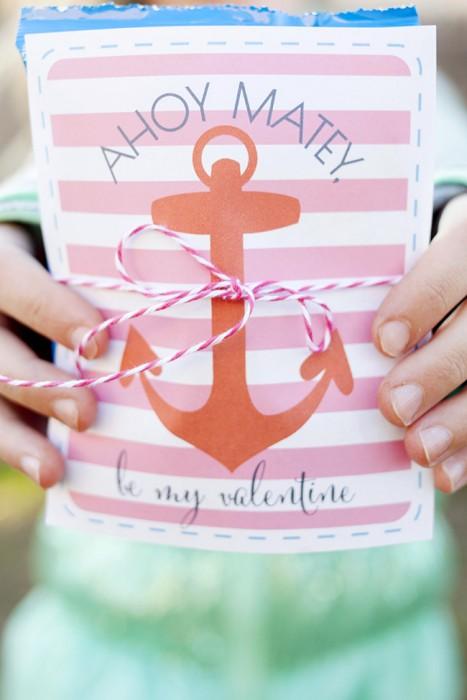 Anchor-Valentine