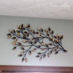 First decorative piece hung -- A Pinch of Joy
