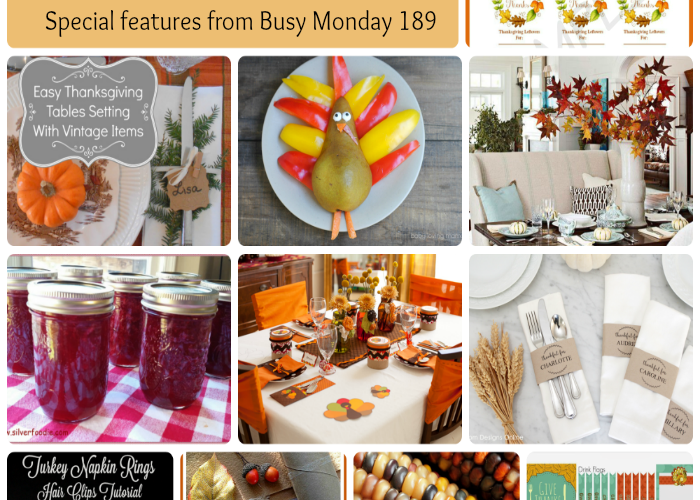 11 Ideas to Make Your Thanksgiving celebration special