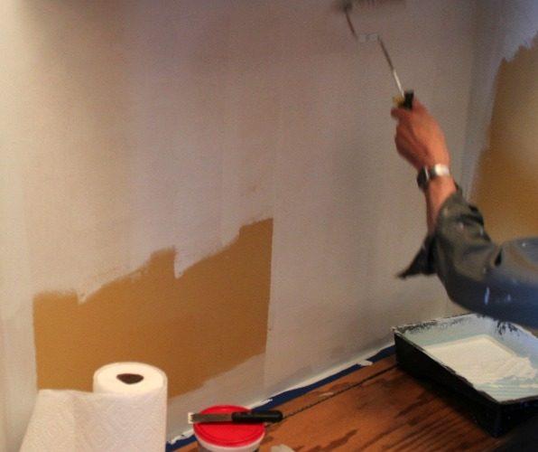 New Home Update:  Painter's Progress Week 19